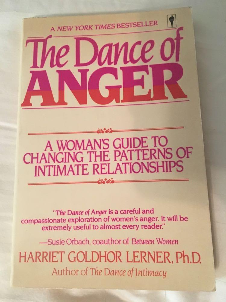 Best The Dance Of Anger Book For Sale