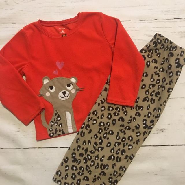 0f9c1a090 Find more 4t Carter s Fleece Pajama Set for sale at up to 90% off