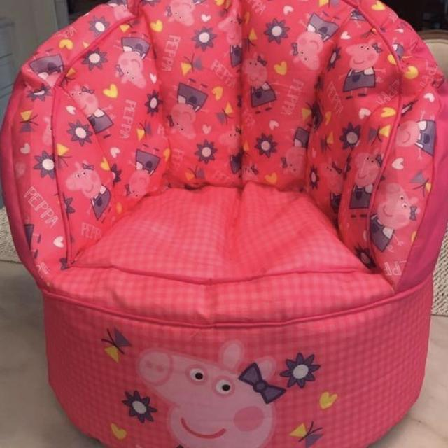 Find More Peppa Pig Bean Chair For Sale At Up To 90 Off