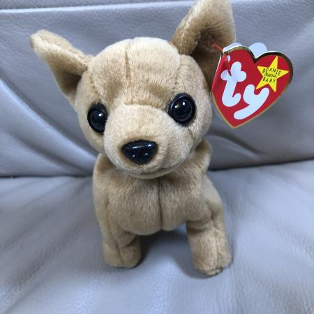 Ty Beanie Baby Tiny the Chihuahua - NWT for sale  Canada