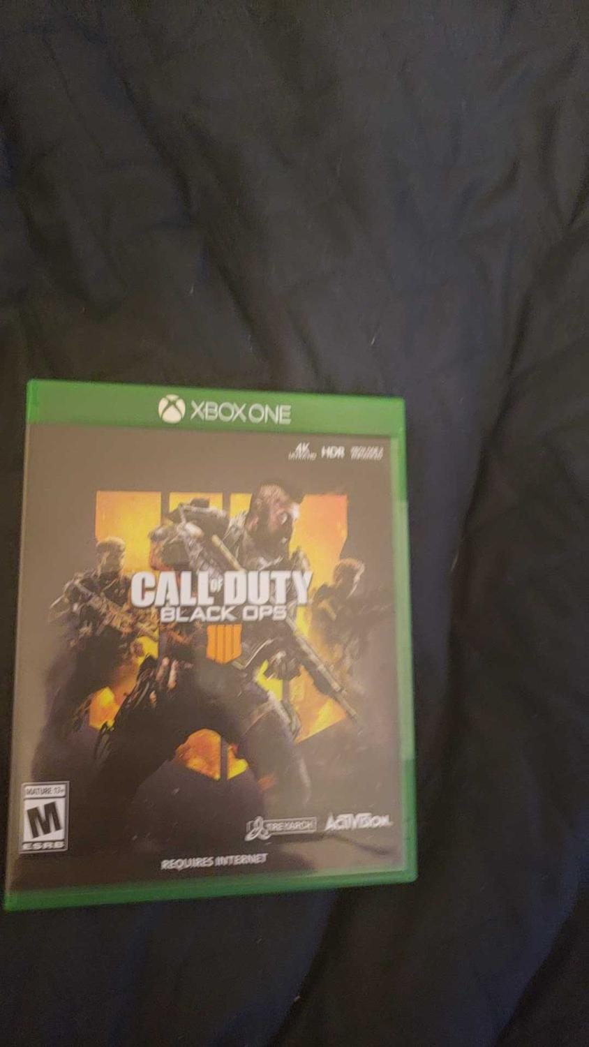 Best Call Of Duty Black Ops 4 Xbox One For Sale In Santa Rosa