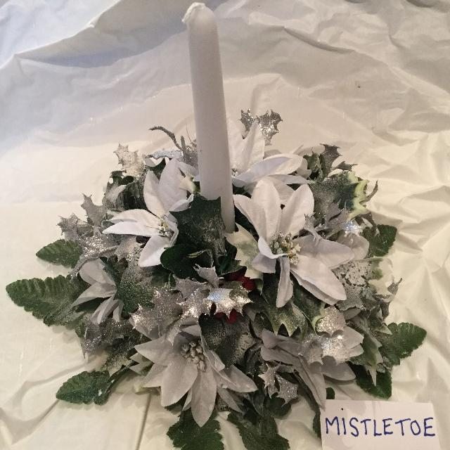 Find More Artificial Christmas Table Flower Arrangement For Sale At