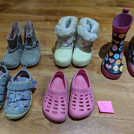 684760d09fe Best New and Used Baby   Toddler Girls Shoes near Etobicoke