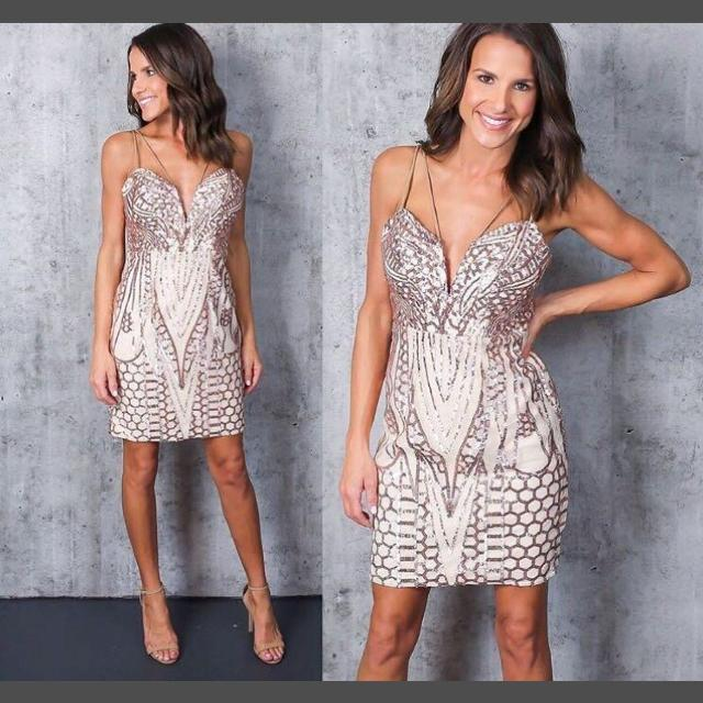 39391939078 Find more Shake And Shine Sequin Dress for sale at up to 90% off