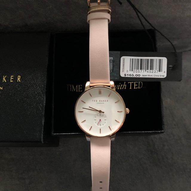 34ec2b024c0 Find more Bnwt Ted Baker Watch. $85 P/u Ladner No Tagging Please ...