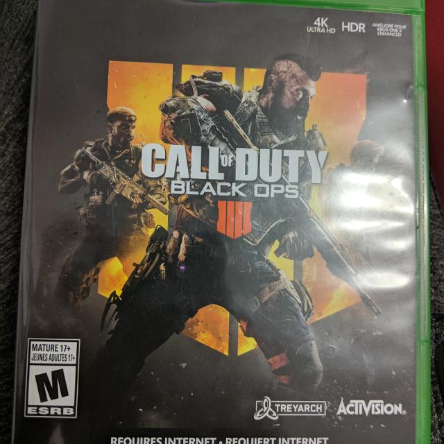 Find More Call Of Duty Black Ops 4 Xbox One For Sale At Up To 90 Off