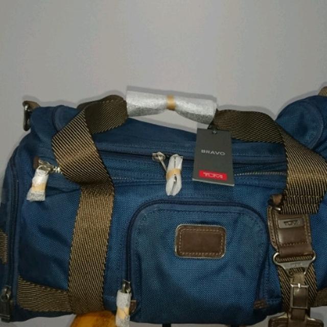 a3eb9efd1c Best Tumi Men s Alpha Bravo Nylon Duffle Bag (0232322d) - Navy -  280 for  sale in Scarborough