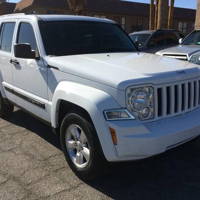 2011 Jeep Liberty Sport 4x2