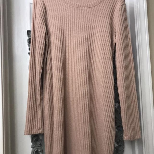 Best Dusty Rose Sweater Dress From Forever 21 For Sale In Mobile