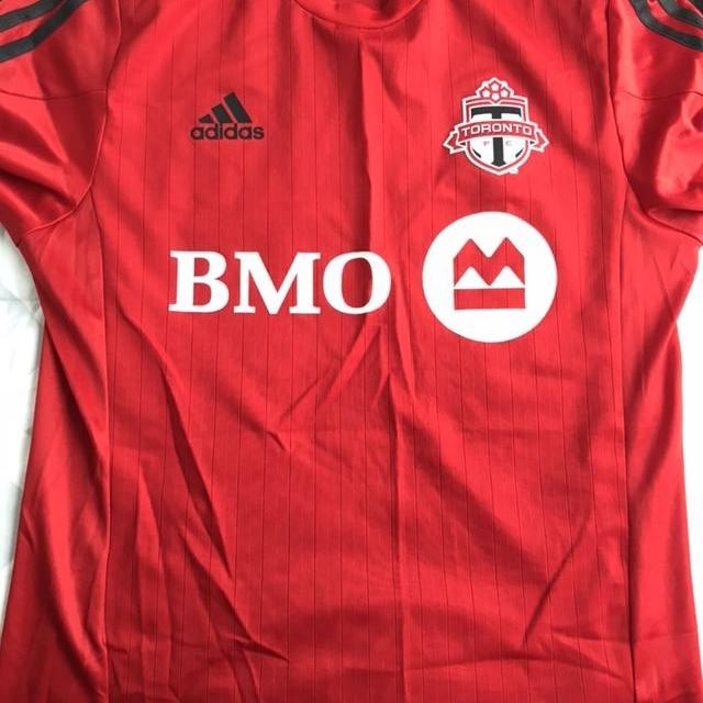 brand new 34c27 6b84e Toronto FC Jersey