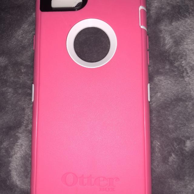 fb815648475 Find more Hot Pink Iphone 6 6s Otterbox Case for sale at up to 90% off