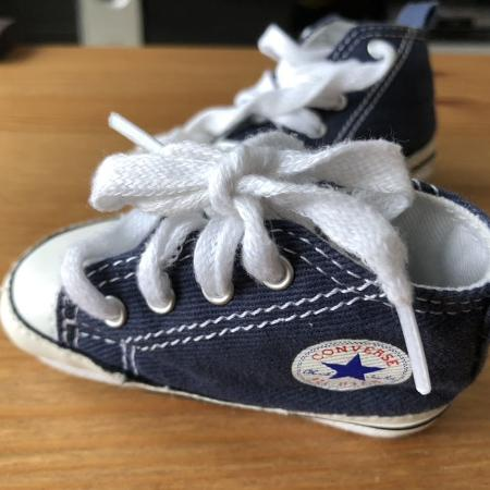 Size 1 baby converse shoes for sale  Canada
