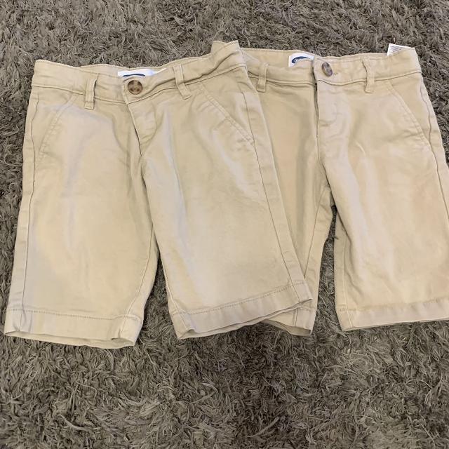 7fa2bbf4c5 Best Girls Old Navy Uniform Shorts for sale