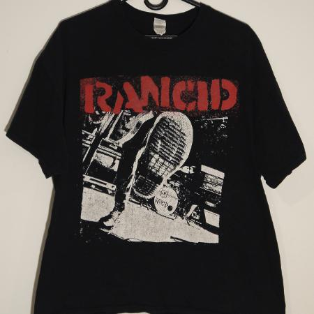 "Used, RANCID BAND T-SHIRT XL ""Punk Rock""... for sale  Canada"