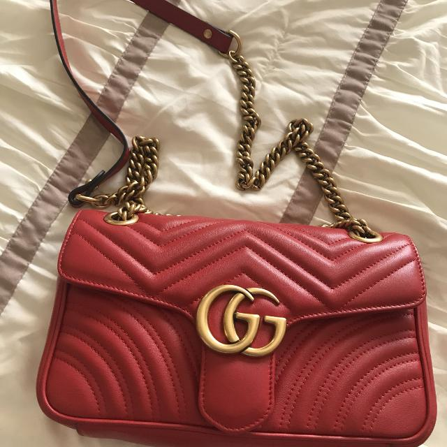 bd633a76cd17 Find more Gucci Marmont Mm for sale at up to 90% off