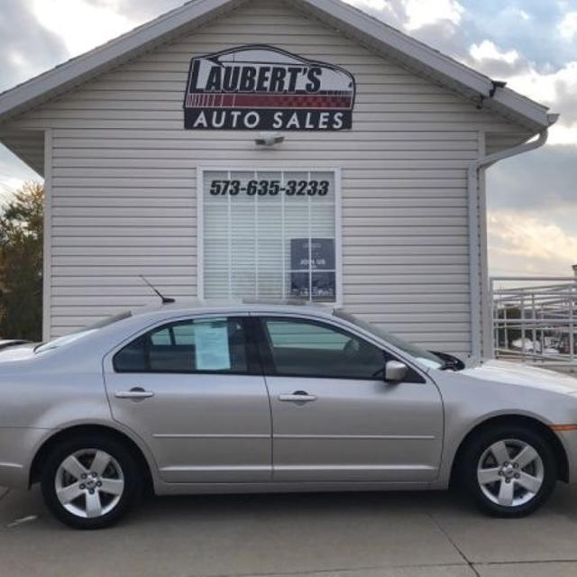 Best 2007 Ford Fusion I 4 Se 4dr Sedan 160146 Miles For In Warsaw Missouri 2019