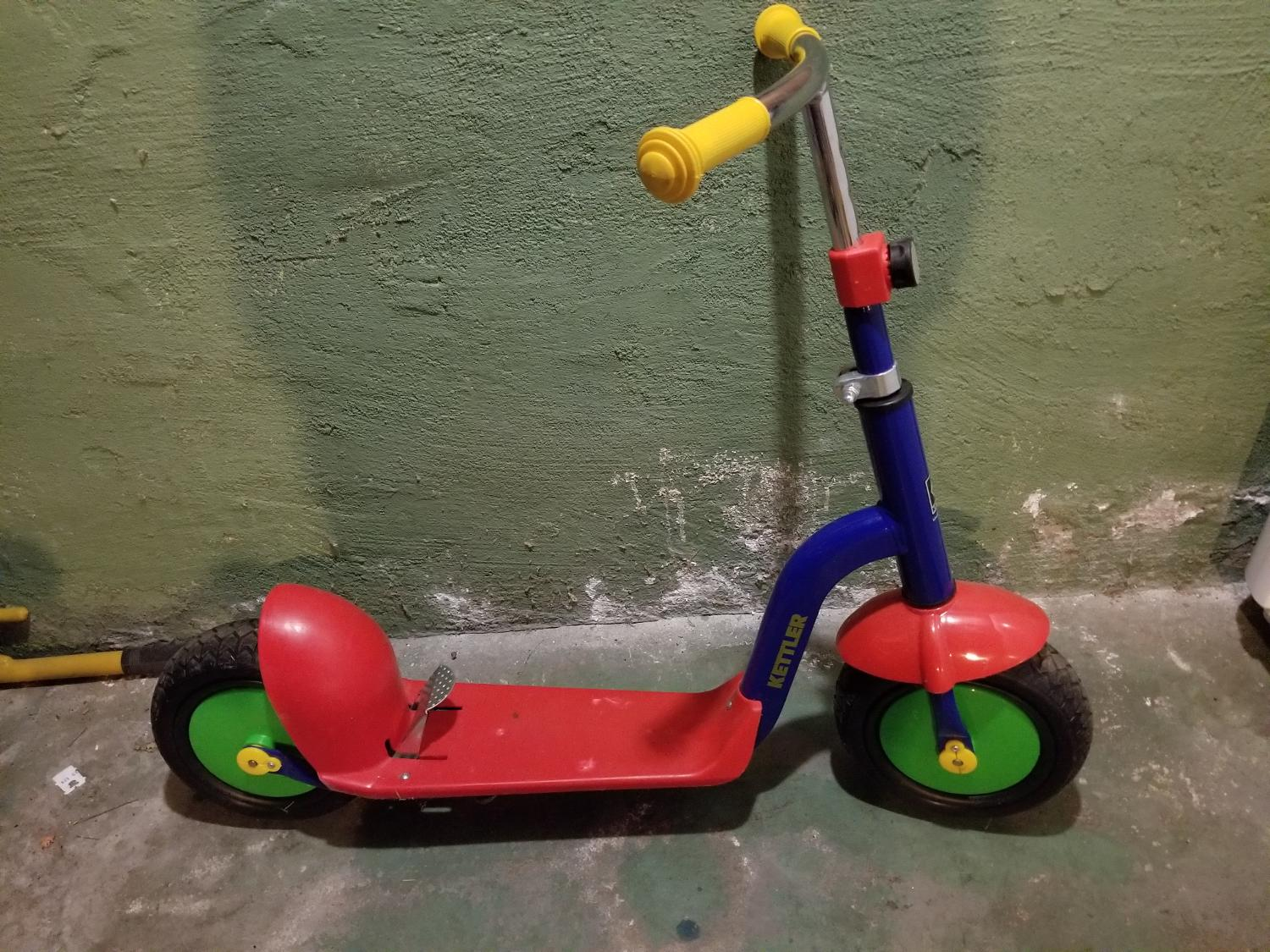 Find More Kettler Scooter For Sale At Up To 90 Off