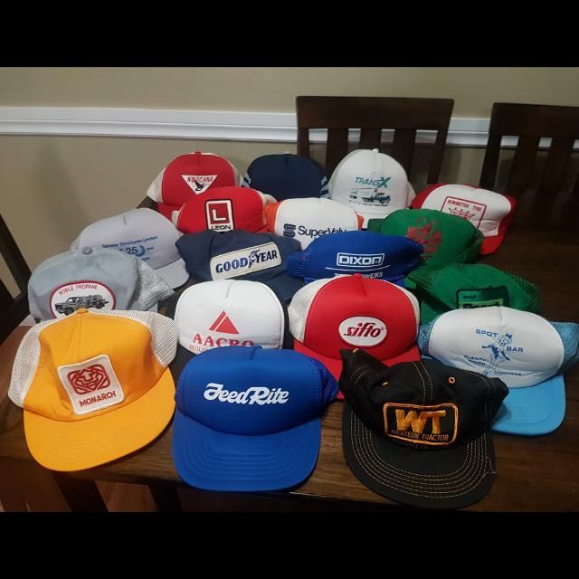 0e179f3b8debe Best Vintage Snapback Collection - Sold As A Lot for sale in Regina ...