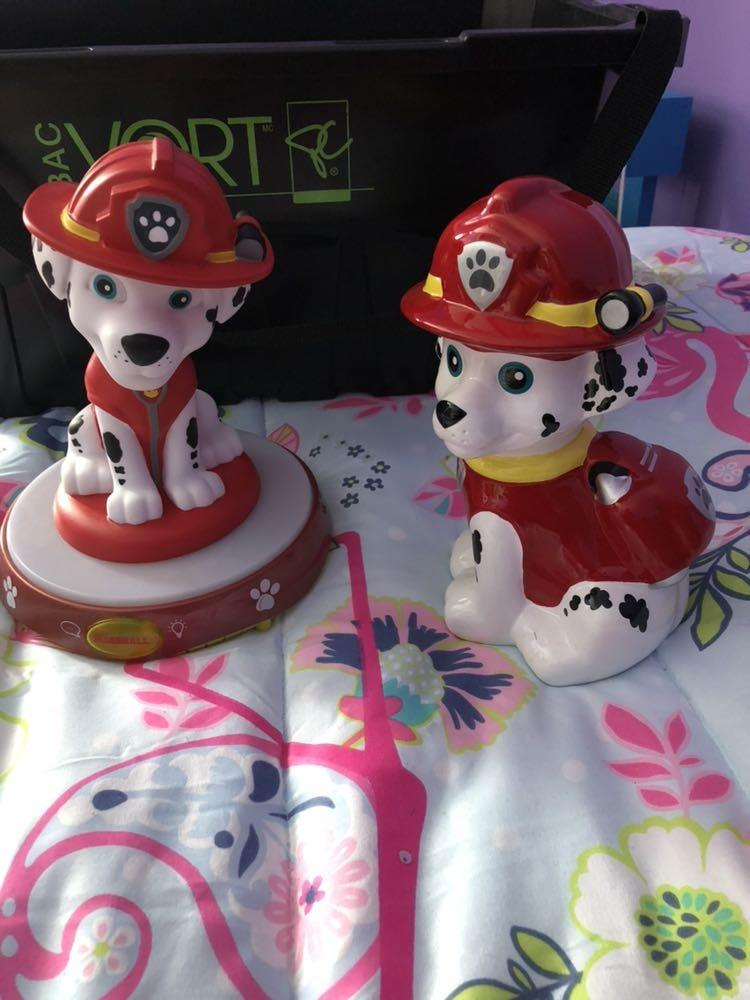 Find More Paw Patrol Marshall Night Light And Piggy Bank