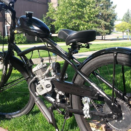 * Cool Looking Gas Powered Bicycle * for sale  Canada