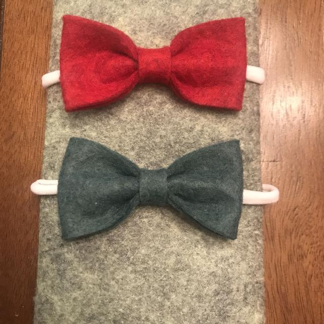 ef8be446d Best Set Of Christmas Headbands W/bows for sale in Hendersonville ...