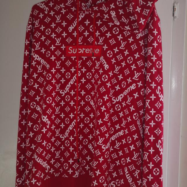 151ca01e Best Supreme X Louis Vuitton Hoodie for sale in Moncton, New Brunswick for  2019
