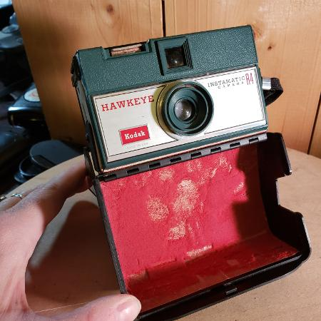 Kodak Hawkeye instamatic R4 Camera for sale  Canada