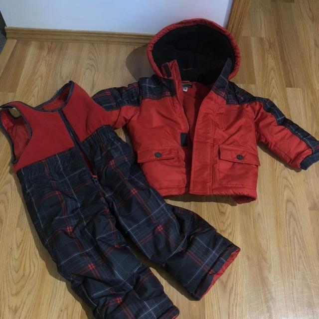 40387f02b Find more 3t Oshkosh Winter Coat And Snow Pants for sale at up to 90 ...