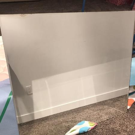 """Large mirror 40""""X 42"""" for sale  Canada"""