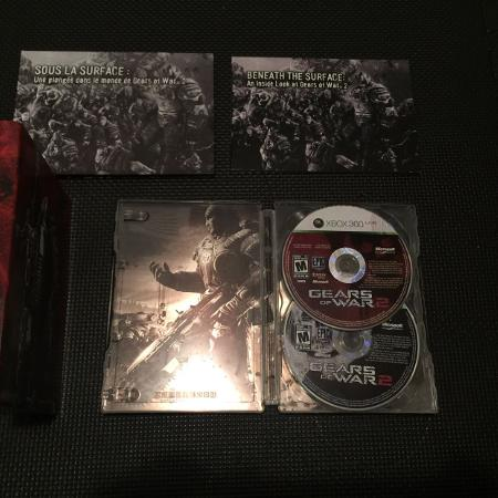 Used, Gears of War 2 Collectors Edition -... for sale  Canada