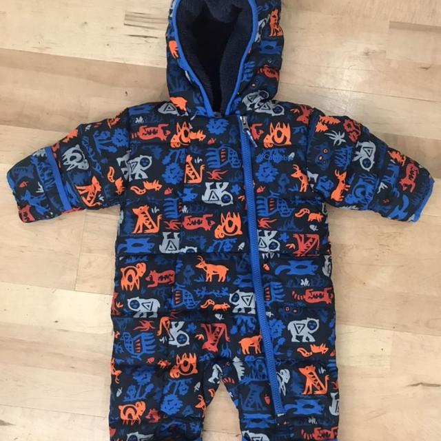 2dff6b5f6 Best Bnwot - Columbia Infant Frosty Fleece Bunting for sale in Victoria,  British Columbia for 2019