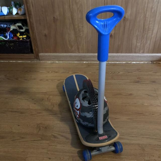 Best Skateboard With Handle for sale in Brazoria County 0c75624d386
