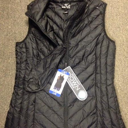 Ladies ultralight down packable vest... for sale  Canada
