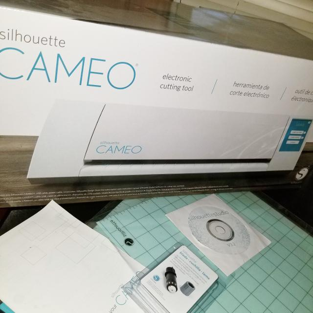 4ee9dd8d7 Find more    final Price Drop    Silhouette Cameo Brand New  100 for ...
