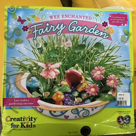 Brand new wee enchanted fairy garden for sale  Canada