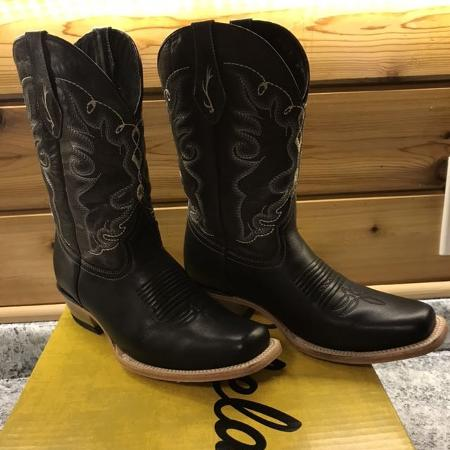 Cowboy boots.  Used once for sale  Canada