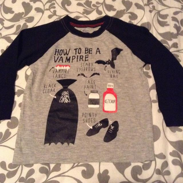 1886912ce Find more Brand New Halloween Shirt - Size 3t for sale at up to 90% off