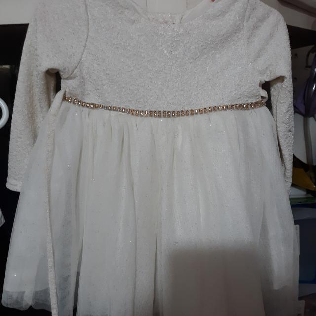 Find more 18 Month White Dress for sale at up to 90% off 9ff8220516b6