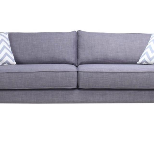 Best Valerio Sofa Grey For Sale In Victoria, British