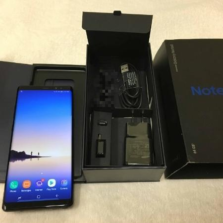 Samsung Galaxy Note 8 w/ Accessories for sale  Canada