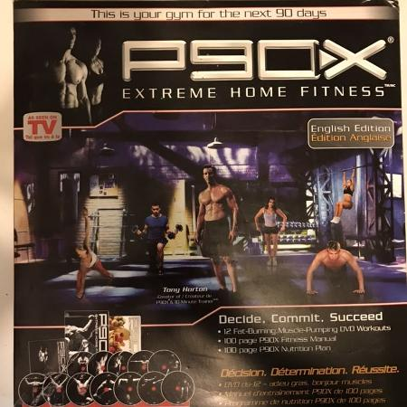Used, P90x DVD Workout Program for sale  Canada