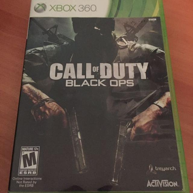 Best Call Of Duty Black Ops Xbox 360 Game For Sale In Clarington