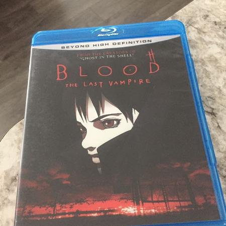 Blood: The Last Vampire (Blu-Ray) for sale  Canada