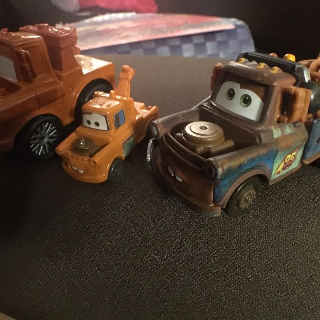 Find More Cars Movie Characters Tow Trucks Mater For Sale At Up