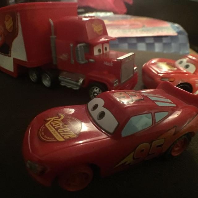 Find More Cars Movie Characters Lightening Mcqueen Hauler For