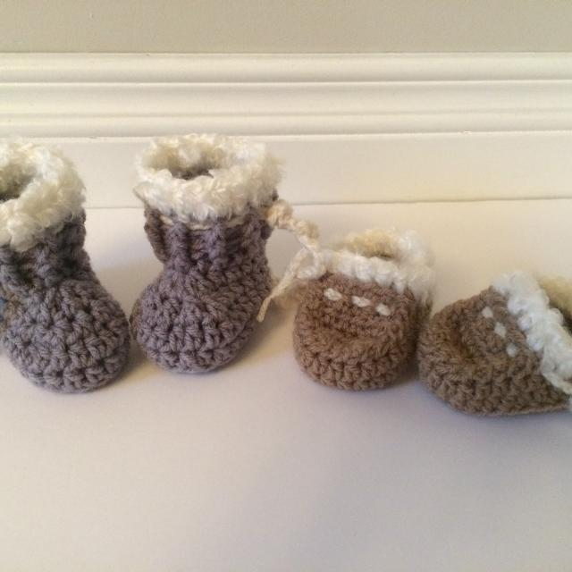 Best New Crochet Baby Booties For Sale In Winkler Manitoba For 2019