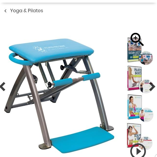 Pilates Chair For Sale: Find More Pilates Pro Chair For Sale At Up To 90% Off