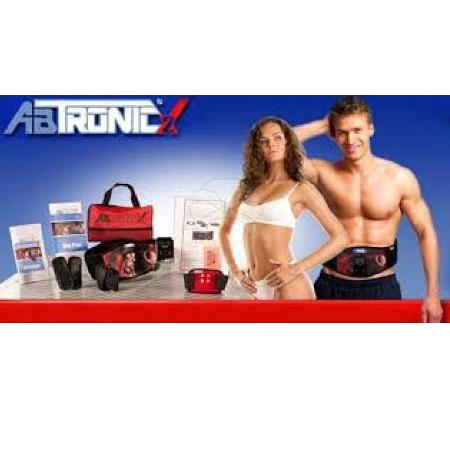 Used, Abtronic X2 Adjustable Slimming Belt for sale  Canada
