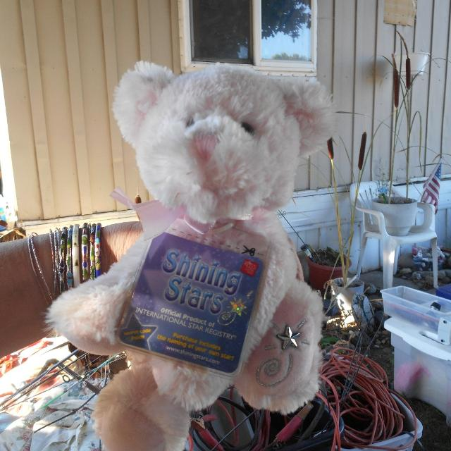 Find More Brand New Name A Star Bear Imagine Giving Your Little One