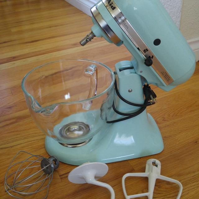 Find More Turquoise Kitchen Aid Artisan Mixer For Sale At Up To 90 Off
